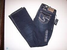 NEW Silver Brand JEANS Tuesday low rise boot cut dark wash 24 x 31 0 1