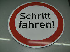 Prohibition sign - Step drive or Mobile phone/mobile phone verboten