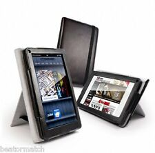 "Tuff Luv Faux Leather Dual Stand Folio Case Cover Amazon Kindle Fire 7"" Tablet"