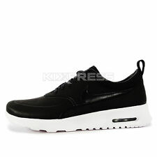 WMNS Nike Air Max Thea PRM [616723-007] NSW Running Black/Anthracite-White