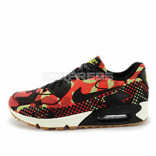 Nike WMNS Air Max 90 JCRD PRM [807298-700] NSW Running Bright Citron/Black