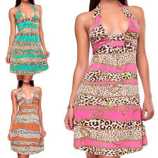 Sexy Ladies Party Dress Summer Beach Dress Dress Knee Length