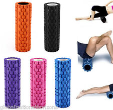 Yoga Pilates Fitness Floating Trigger Point EVA Foam Gym Roller Massage Physio