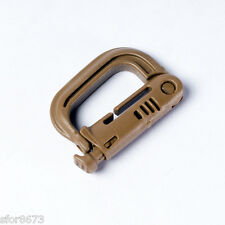 ITW GrimLoc Tactical ABS Carabiner for MOLLE PALS SORD Platatac 5.11 Fastex