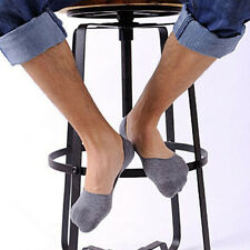 Mens Boneless Ankle No Show Casual Sport Cotton Socks Low Cut Peds 1 Pairs