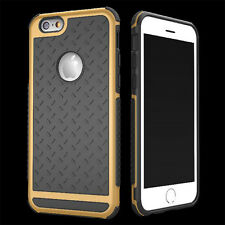 New Fashion Shockproof Rubber Hybrid Case Cover For Apple iPhone 5 5S 6 6S Plus