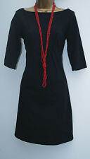 New Ladies Ex Chainstore BLACK Party Dress Smart Work Office Dress Sizes: 8-22