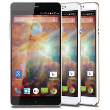 "Big 6"" 3G Dual SIM Unlocked Smartphone Android Cell Phone Dual Core GSM 4GB GPS"
