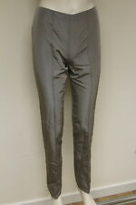 French Connection FCUK womens fitted grey tailored trousers size 8 - 12  7408G