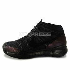 Nike Flyknit Trainer Chukka FSB [805092-001] Training Black/Anthracite