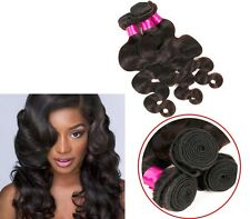 1 bundle/100g Malaysian Body Wave Virgin Extension Hair 100%Unprocessed Weave 6A