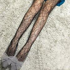 Womens Girls Sexy Fishnet Pantyhose Lady Long Jacquard Tights Bodystockings M59
