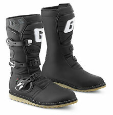 GAERNE CLASSIC TRIALS BOOTS BLACK TRAIL & OFF ROAD BOOTS.
