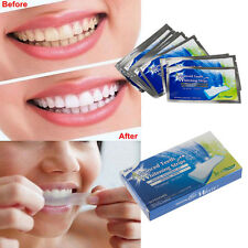 1/5/14Pouch Professional Teeth Whitening Strips Home Tooth Bleaching Whitestrips