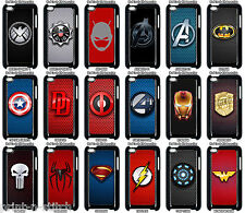 Marvel / DC Super Heroes Case For Apple iPod Touch 4th, 5th & 6th Generation