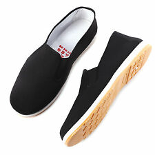 Kung Fu Shoes Slippers Dancing Tai Chi Shoes Rubber Sole Junior & Adults