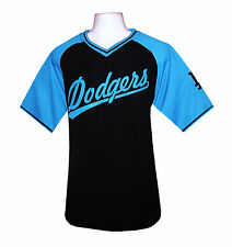 "Mlb Mens Apparel - L.A. Dodgers Mens Game Day BP Jersey, ""stiches"" Gear, nwt, LG"