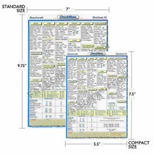 CheckMate Aviation Checklist - Cessna Cutlass 172RG - Standard Compact Checkbook