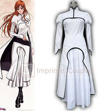 Bleach Orihime Inoue Uniform Cosplay Costume Full Set