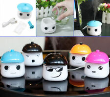 Portable Mini USB Humidifier Air Purifier Aroma Diffuser for Office Home Room