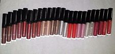 (LOT OF 2) Make Up For Ever Lab Shine Lip Gloss Lipgloss ~Brand New, Full Size