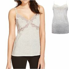 M&S Camisole size 20 Cool Comfort Slinky Vest Lace Nude Marks and Spencer New