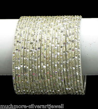 Indian Bollywood Fashion Wedding Plain Bangles Partywear Traditional Jewellery