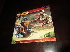 LEGO Star Wars Wookie Attack (7258) (INSTRUCTIONS ONLY)