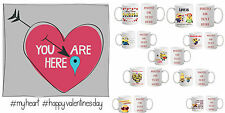 Personalised Valentines Minion Day Love Gift  Present Printing Photo Text  Mug