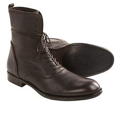 Size 8.5 JOHN VARVATOS (Made In Italy) Leather Mens Boot Shoe! Reg$898 Sale$798
