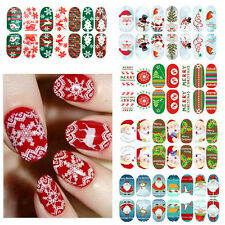 Newly Lace Crystal Wraps Decal Nail Art Tips Stickers 3D DIY Manicure Decoration