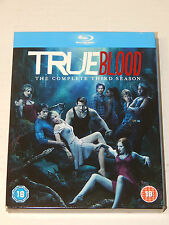 True Blood - The Complete Third Season, 5x Blu -Ray Discs ISBN : 5051892042932