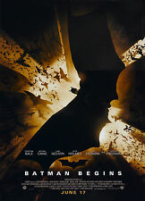 BATMAN Movie POSTER DC Comics Marvel Avengers Dark Knight