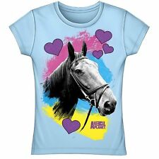 Horse Hearts Humane Society Fitted Tee Shirt