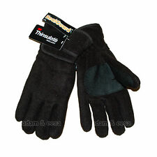 Winter Gloves For Men With Thermal Lining Heat Guard Insulation Fleece