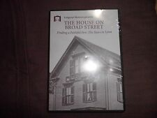 THE HOUSE ON BROAD STREET DVD LONGYEAR MUSEUM