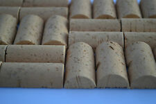 New large Pre-Cut Wine Corks for Crafts Multi Listing 50-100-200-400-800 Halves