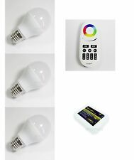 Mi light 2.4G Dimmable E27 9W RGBW W/WW LED Light Bulb Lamp+wifi Remote