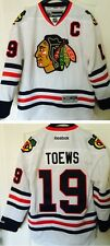 JONATHAN TOEWS CHICAGO BLACKHAWKS REEBOK PREMIER PRO CUSTOMIZED HOCKEY JERSEY