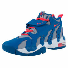 NIKE YOUTH AIR DT MAX '96 GS CROSS TRAINERS MILITARY BLUE CRIMSON 616502 400