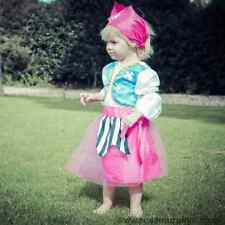 BABY - TODDLER GIRL'S PIRATE FANCY DRESS COSTUME - 3 sizes available