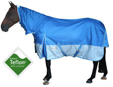 CARIBU Sierra 1680 Denier Rainsheet Turnout Combo Horse Rug with TEFLON. STRONG