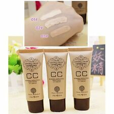 30ml Moisturize Whiten CC Cream Upgrade BB Foundation Base Makeup Skin Cover