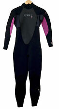 O'Neill Womens Full Body Wetsuit Ladies Size 10 Hammer Model 3:2 mm