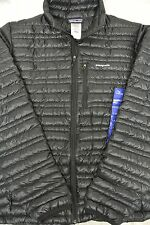 New Patagonia Women's Ultralight Down Jacket 100% Authentic Large Black