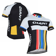 2016 New Mens Cycling Jersey Wear Bike Riding Shirt Tops Outfits Maillot Fashion