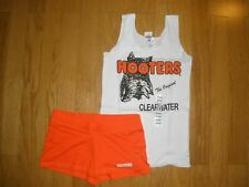 NEW SEXY HOOTERS FOOTBALL HALLOWEEN COSTUME JERSEY/SHORTS MELISSA-S/BLANK-LARG