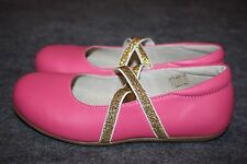 See Kai Run Maelee Hot Pink Shoes Flats Youth Girls
