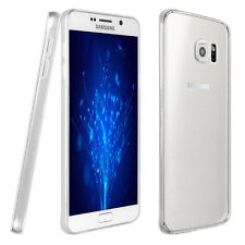 Dustproof Ultra Thin Soft TPU Slim Clear Case Cover For Samsung Galaxy S7 Edge