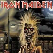 IRON MAIDEN IRON MAIDEN CD NEW